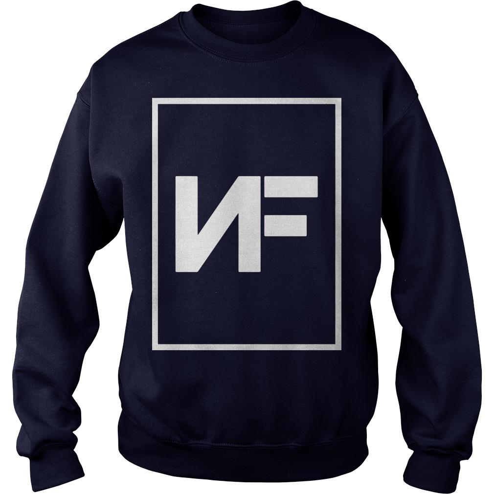 NF Logo The Search T Sweater