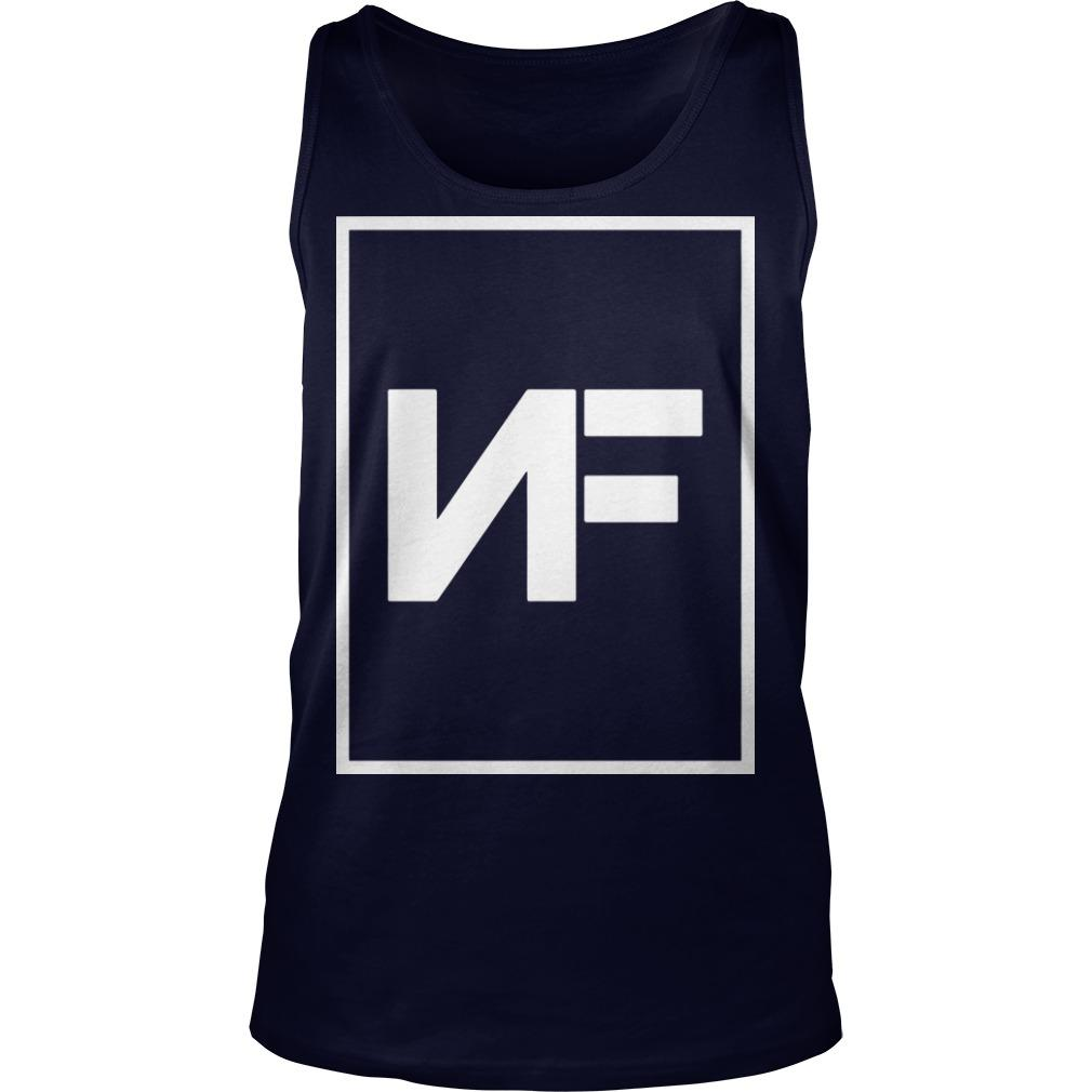 NF Logo The Search T Tank Top