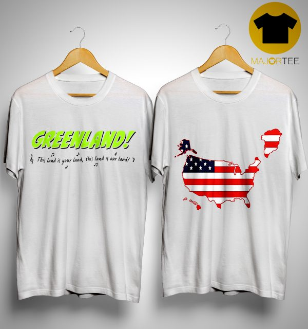 NRCC Greenland Shirt