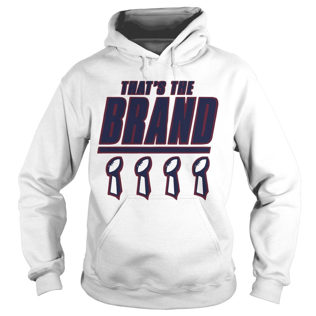 New York Football That's The Brand Hoodie