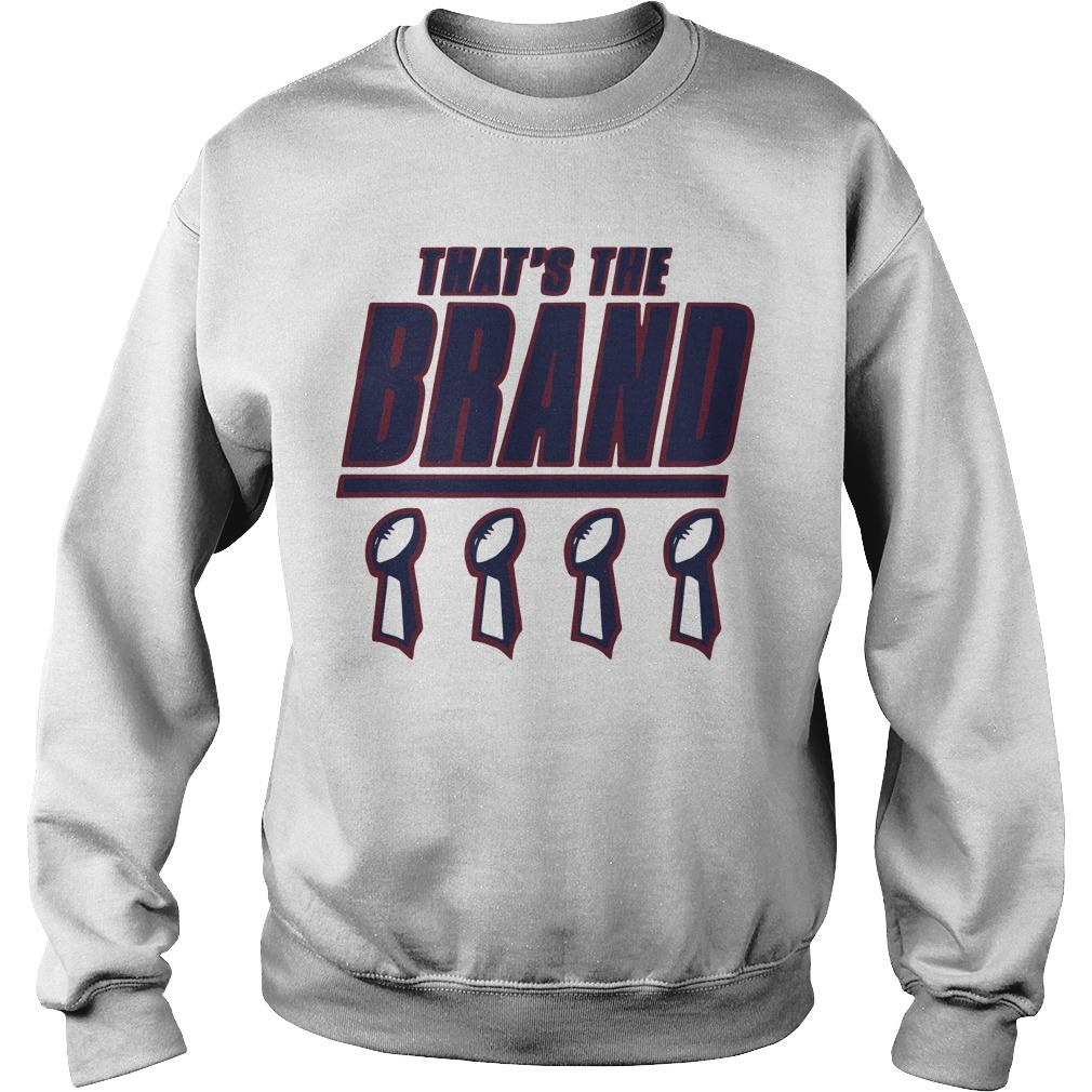 New York Football That's The Brand Sweater
