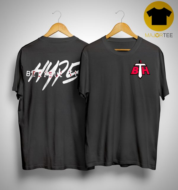 Nick Kershner Believe The Hype Shirt