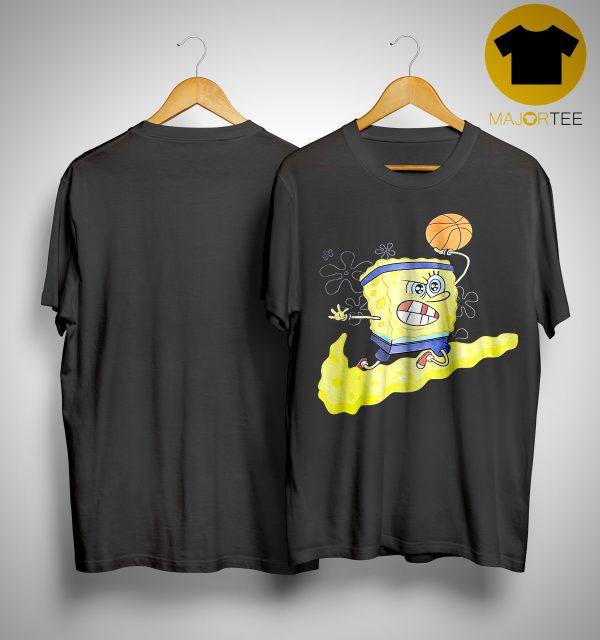 Nike Spongebob Shirt
