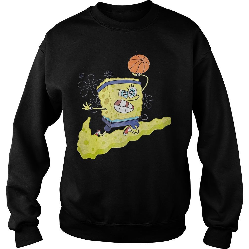 Nike Spongebob Sweater