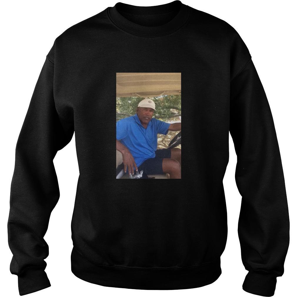 O.J. Simpson Golf shirt Sweater