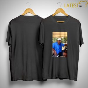 O,J, Simpson Golf shirt