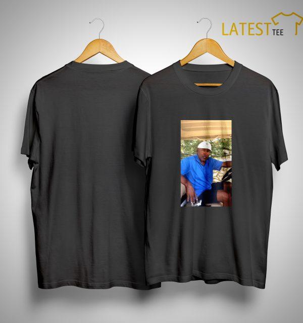 O,J, Simpson Golf shirt
