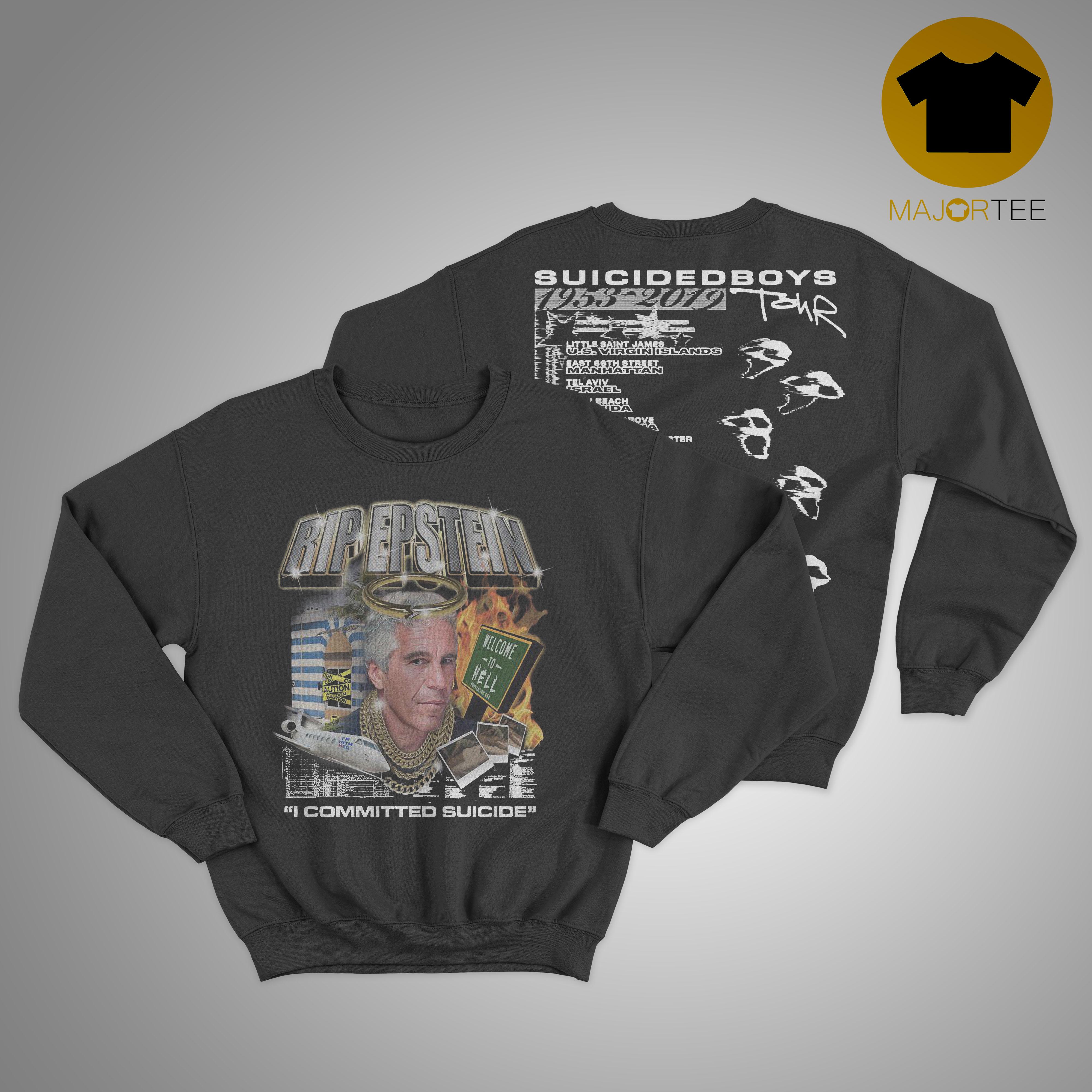 Obama Jeffrey Epstein Sweater