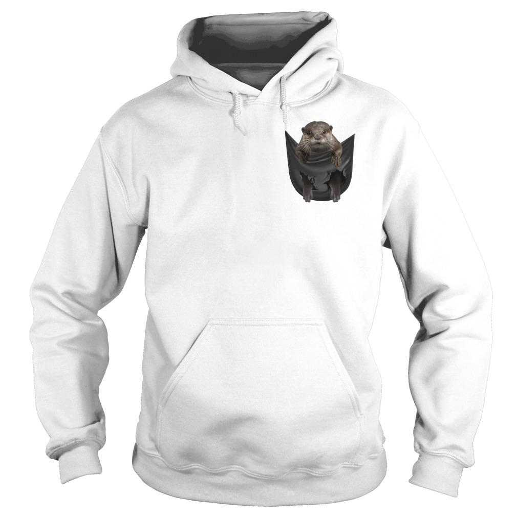 Otter In The Pocket Hoodie
