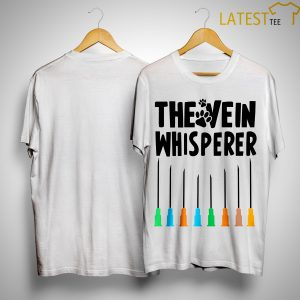Paw Dog The Vein Whisperer Shirt