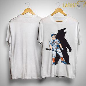 Pete Alonso Polar Bear Mets Free Shirt Friday
