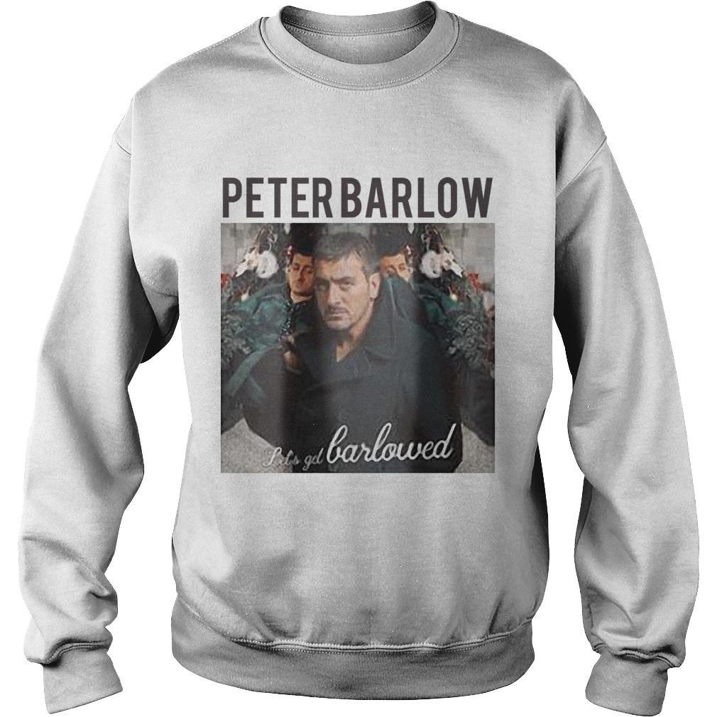 Peter Barlow Lets Get Barlowed Sweater