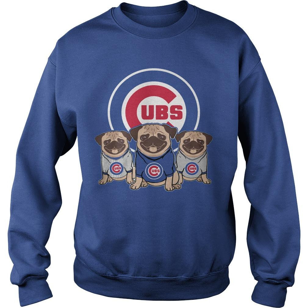 Pitbull Chicago Cubs Sweater