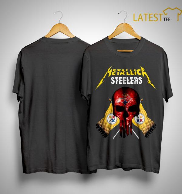Pittsburgh Steelers Metallic Steelers Shirt