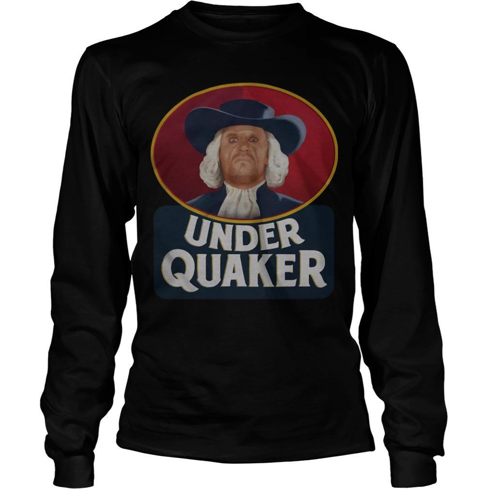 Quaker Oats Under Quaker Longsleeve