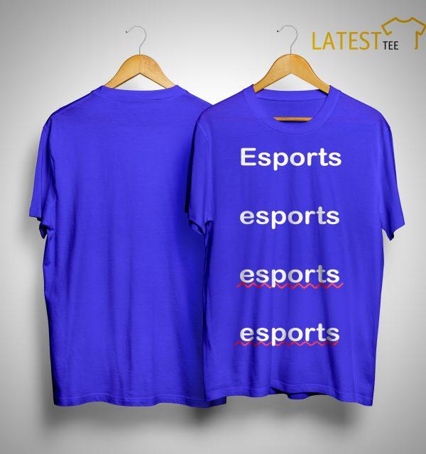 Rishi Chadha Esports Shirt