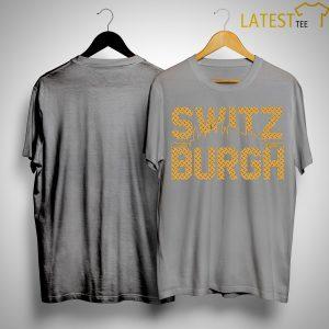 Ryan Switzer Burgh Shirt