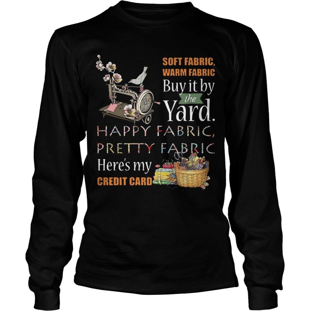 Soft Fabric Warm Fabric Buy It By The Yard Happy Fabric Pretty Fabric Longsleeve