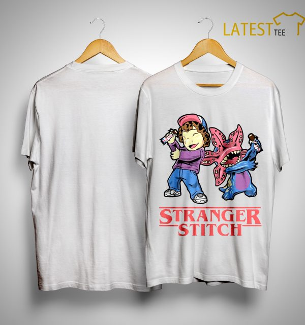 Stranger Things Stranger Stitch Shirt
