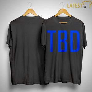 TBD Free Shirt Friday