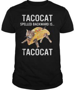 Tacocat Spelled Backward Is Tacocat