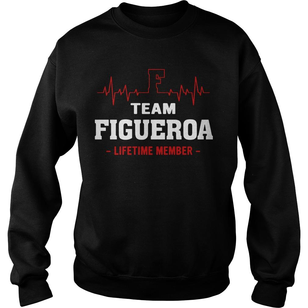 Team Figueroa Lifetime Member Sweater