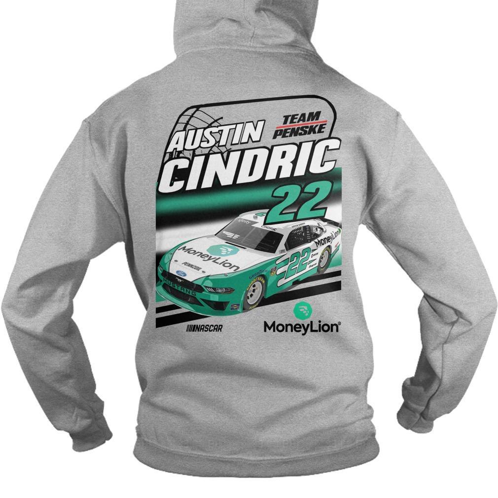 Team Penske Austin 22 Cindric Hoodie