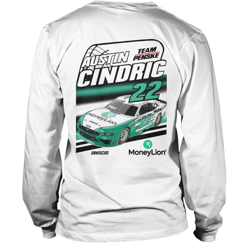 Team Penske Austin 22 Cindric Longsleeve