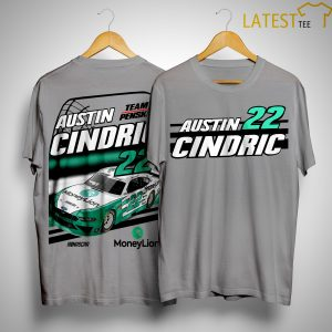 Team Penske Austin 22 Cindric Shirt