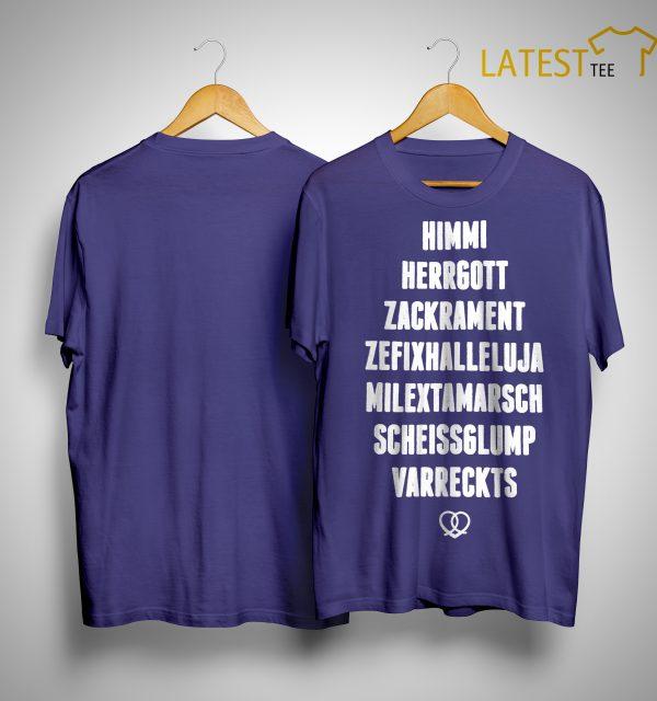 Teresa T Shirt Himmi Herrgott