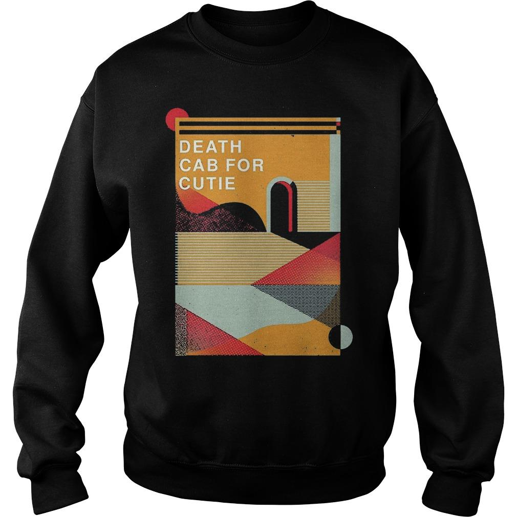 The Blue EP Death Cab For Cutie Sweater