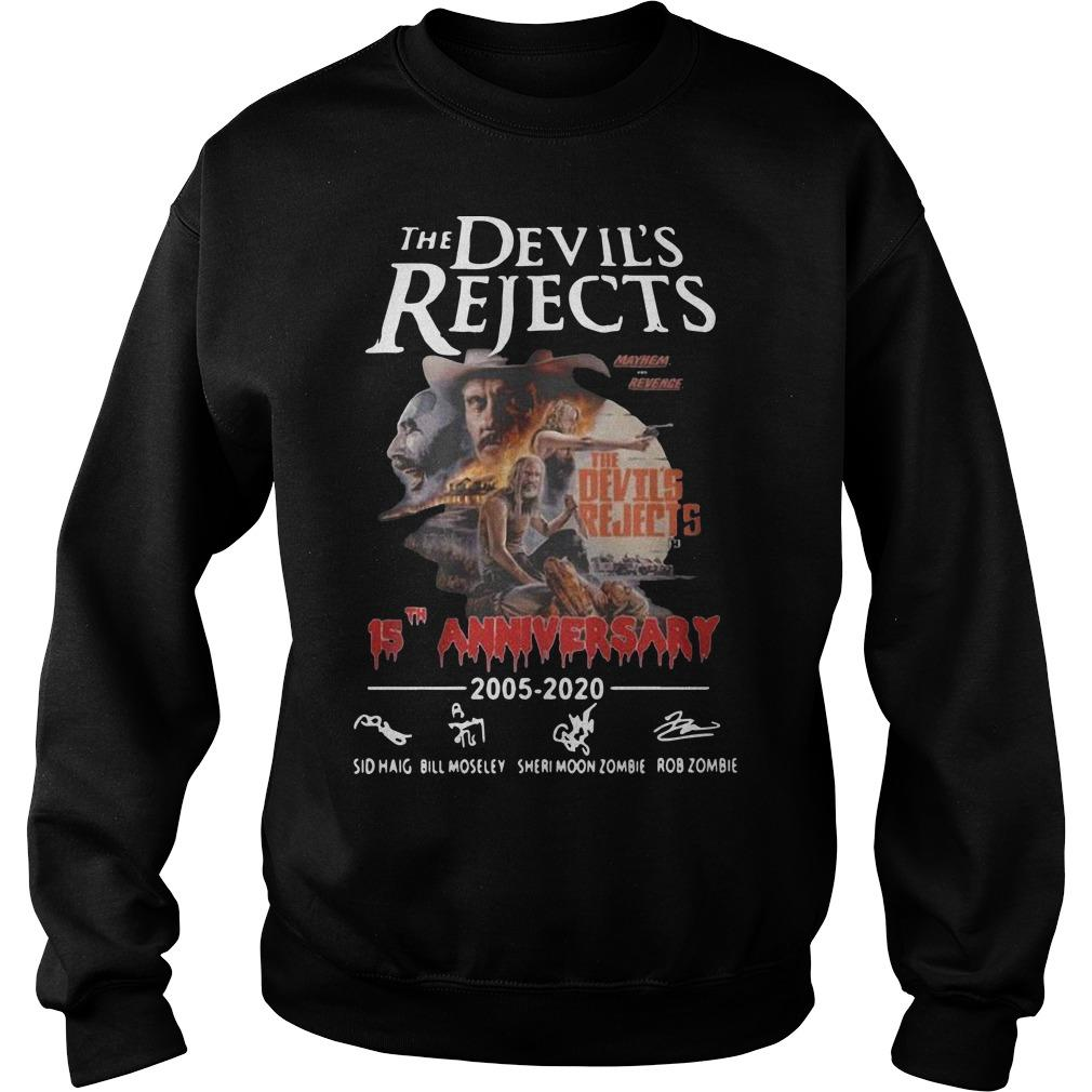 The Devil's Rejects 15th Anniversary 2005 2020 Sweater