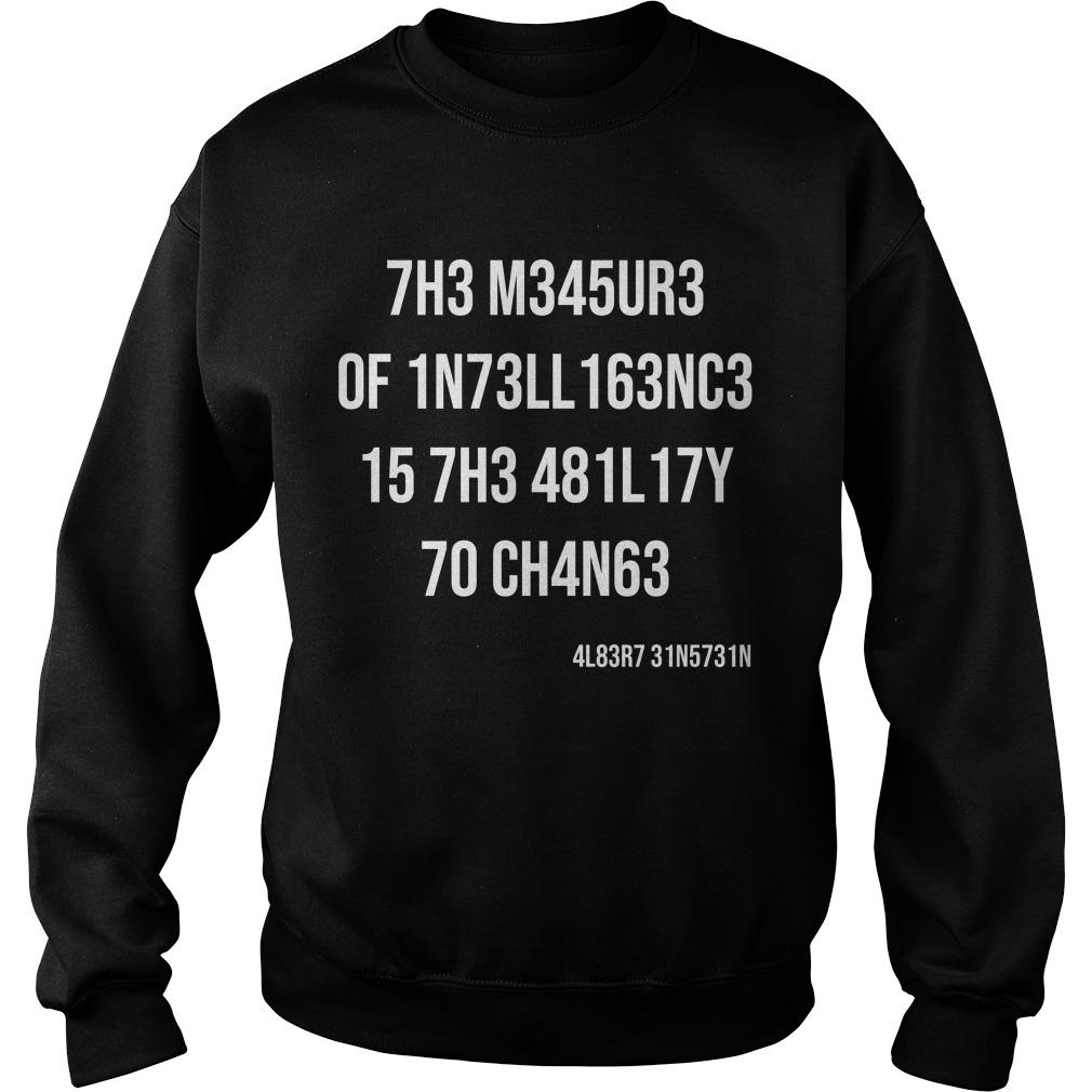 The Donnie Simpson Show The Measure Of Intelligence Is The Ability To Change Sweater