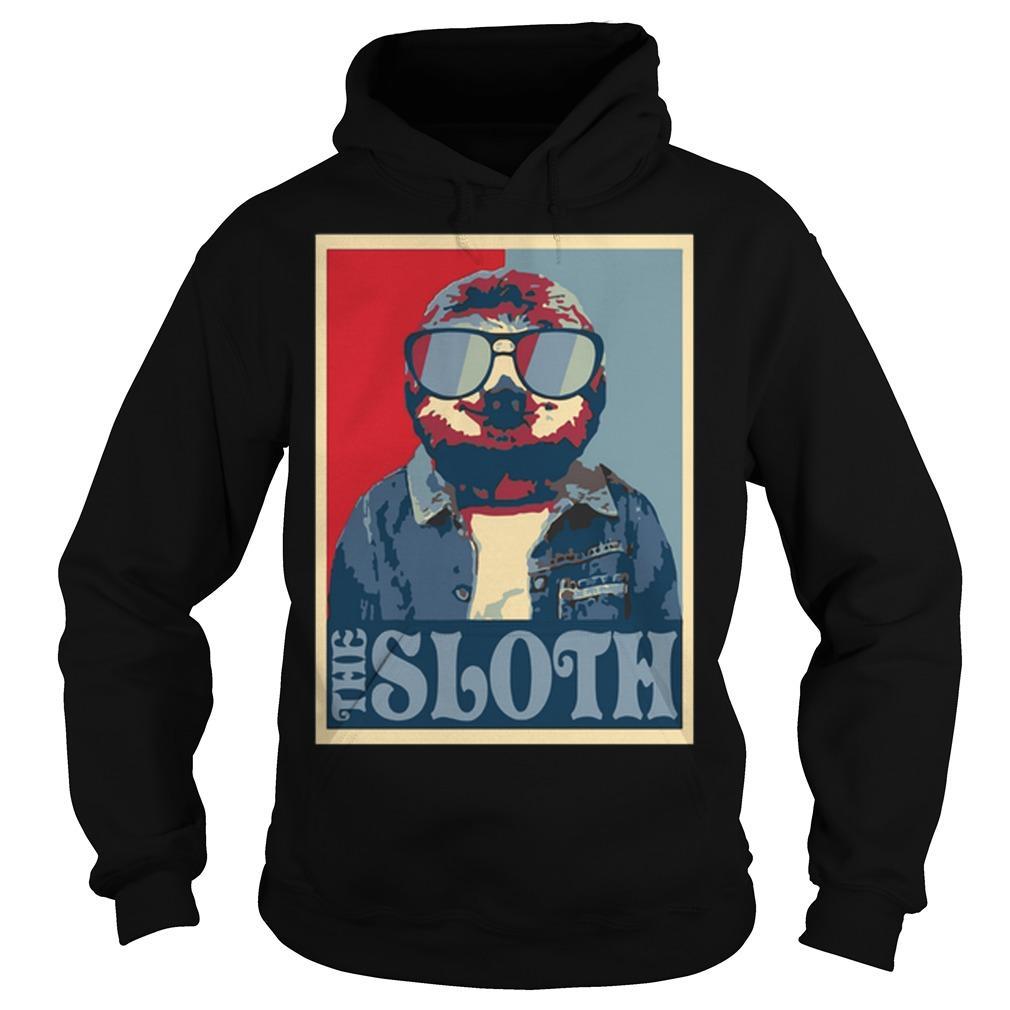 The Sloth Art Hoodie