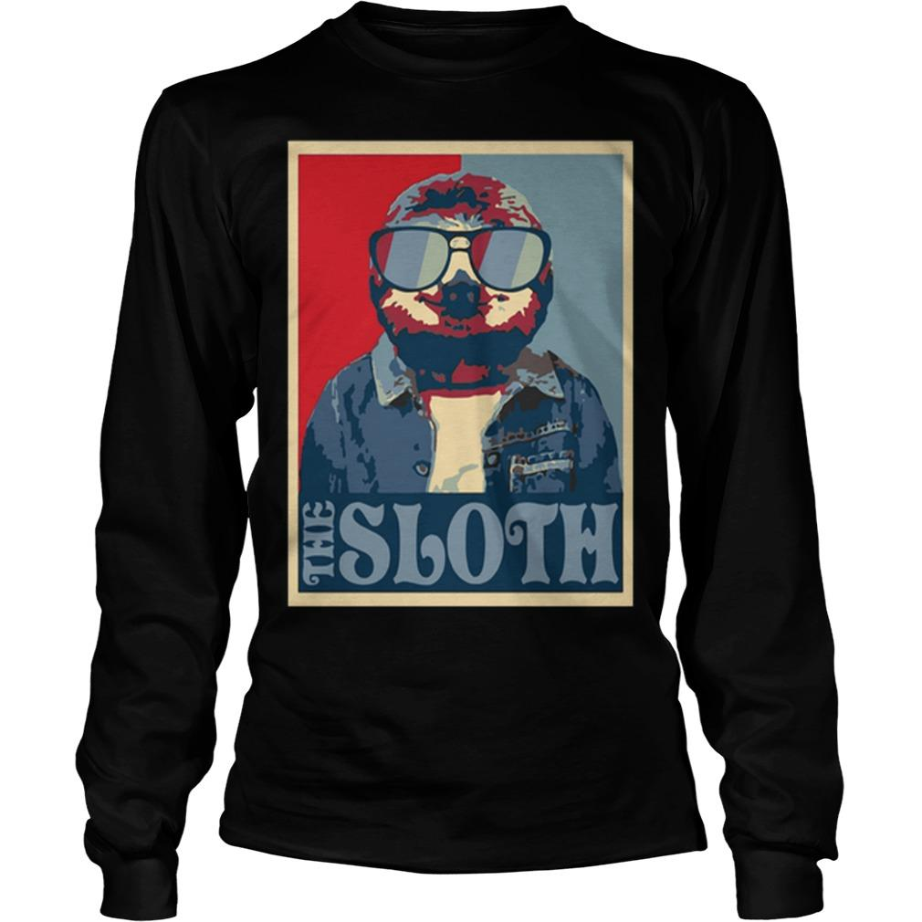 The Sloth Art Longsleeve