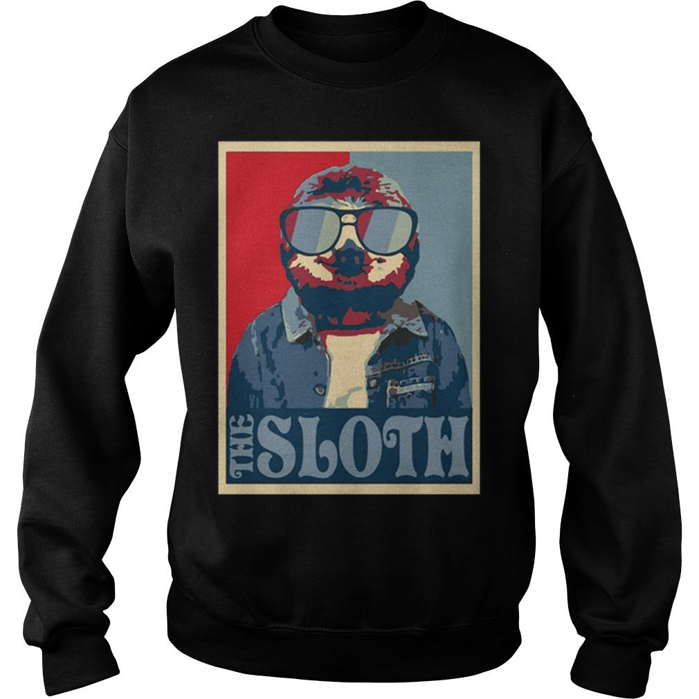 The Sloth Art Sweater