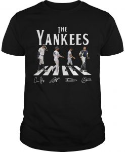 The Yankees Abbey Road Signatures