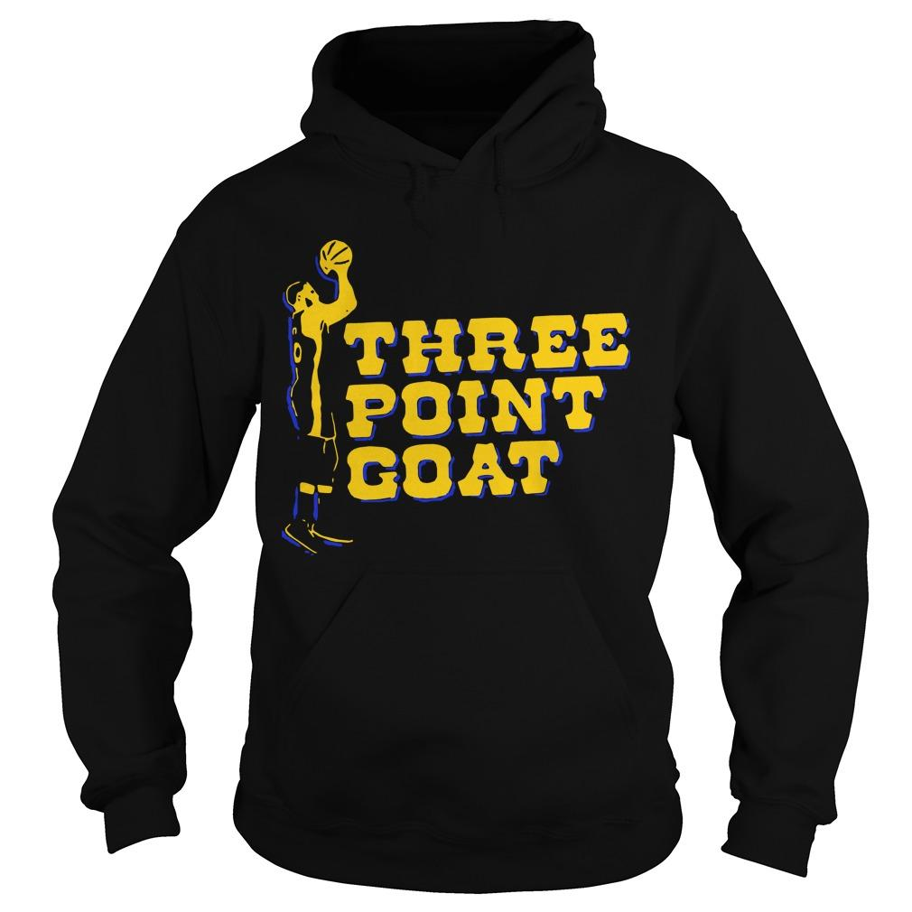 Three Point Goat Stephen Curry Hoodie
