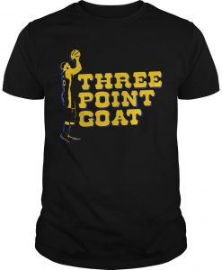 Three Point Goat Stephen Curry