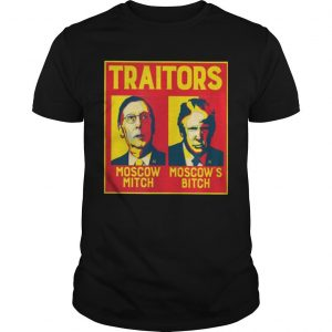 Traitors Moscow Mitch Moscow's Bitch