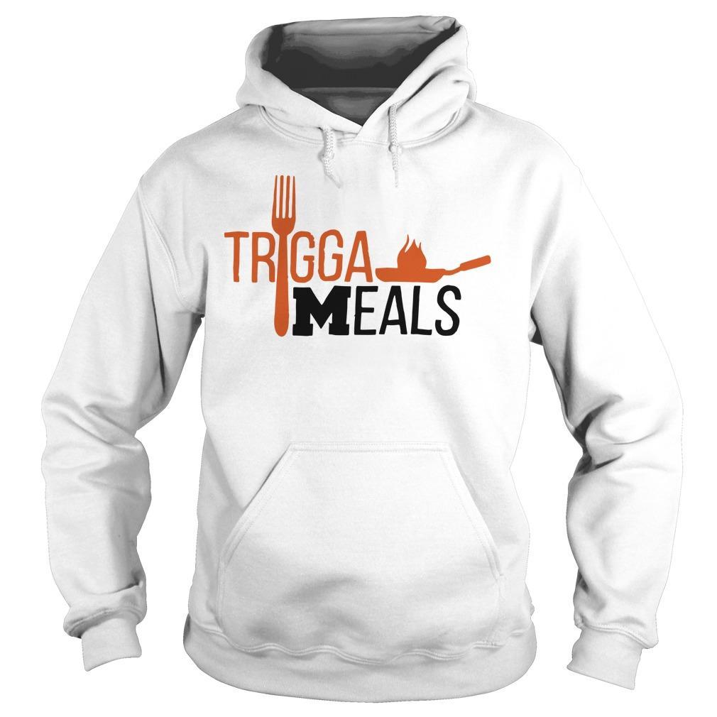 Trigga Meals Hoodie