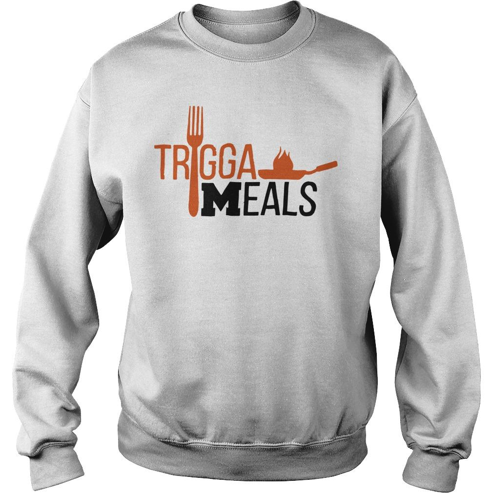 Trigga Meals Sweater