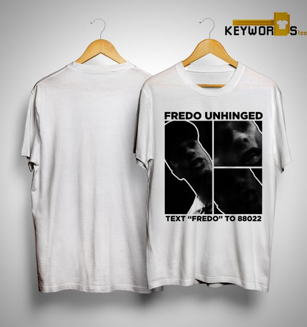 Trump Chris Cuomo Fredo Unhinged Shirt