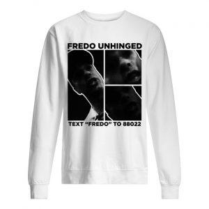 Trump Chris Cuomo Fredo Unhinged Sweater