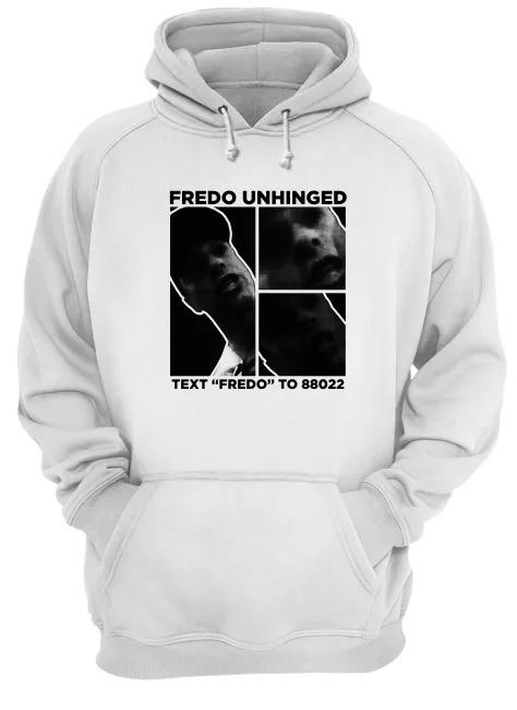 Trump Fredo Unhinged Hoodie