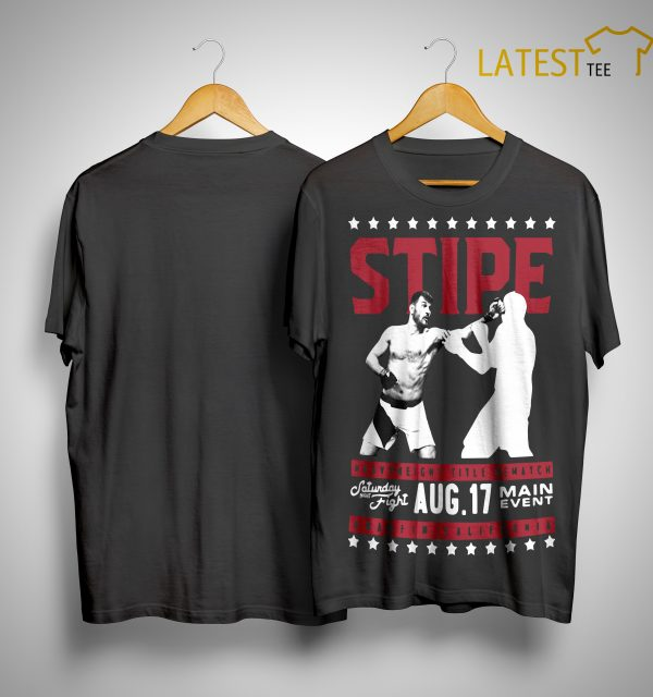 UFC 241 Daniel Cormer Rematch Stipe Miocic Shirt