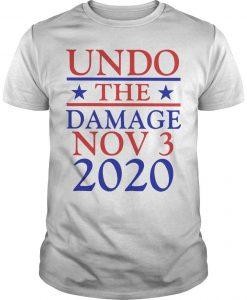 Undo The Damage Nov 3 2020