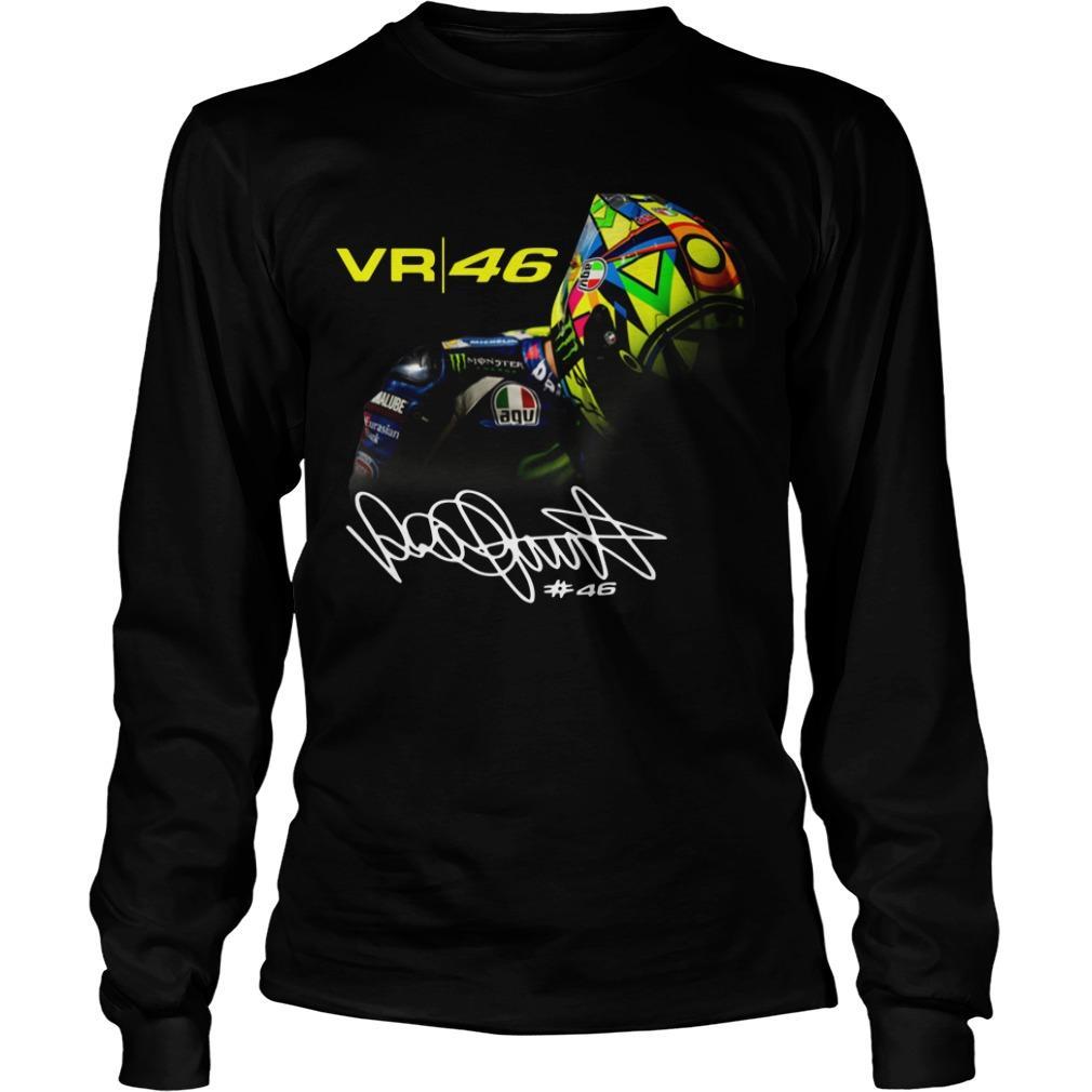 Valentino Rossi Vr46 Signature Longsleeve
