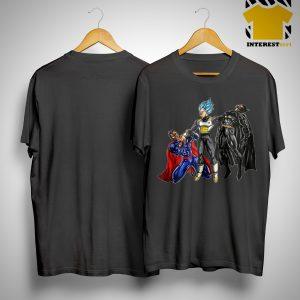 Vegeta Beats Superman And Batman Shirt.jpg