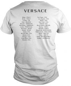Versace Hong Kong T